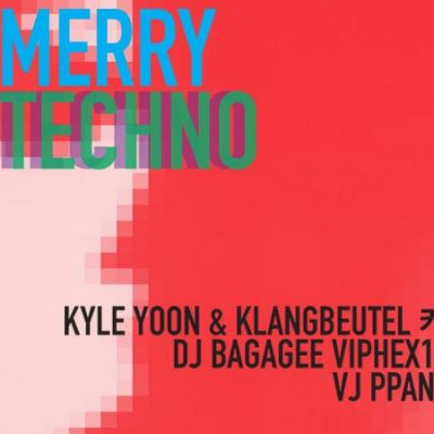 GWANGJU · merry merry jazz and techno