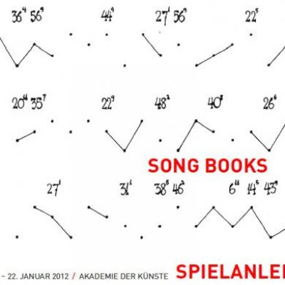 BERLIN · song books come to life