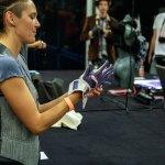 DIY ArduIMU Data Gloves for Music by Imogen Heap, Kelly Snook, Seb Madgwick, Adam Stark and Rachel Freire. © Adlan Mansri