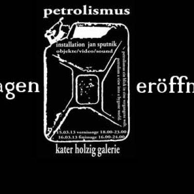 BERLIN · petrolism