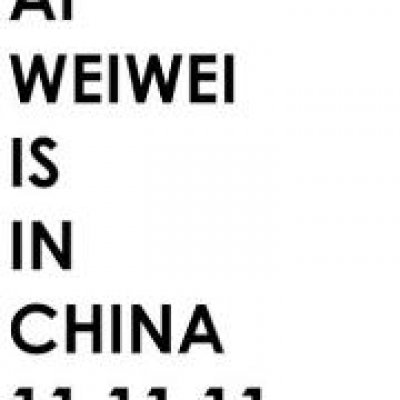 BERLIN · AI WEI WEI IS IN CHINA