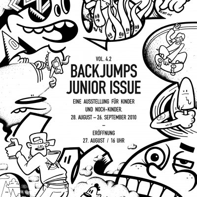 BACKJUMPS 4.2. JUNIOR EDITION