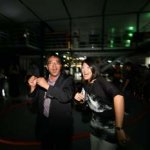 our very special friend from the ministry, mr. kang dancing with honney