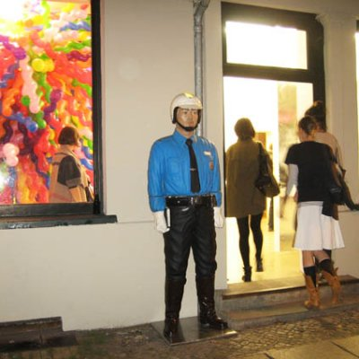 REVIEW: CHOI EXHIBITION AFTER-PARTY