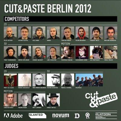 BERLIN · Cut&Paste Returns