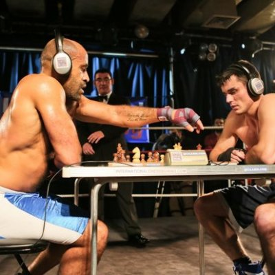 LONDON · Chessboxing Grand Prix