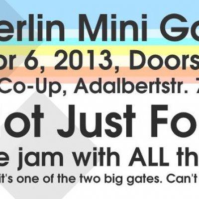 BERLIN · Mini Game Jam!