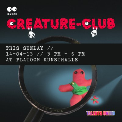 BERLIN · CREATURE CLUB