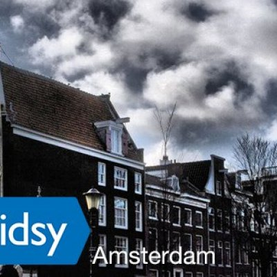 AMSTERDAM · GIDSY MEETUP