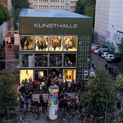 BERLIN · OPENING BLAST