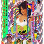 Much of her collage work demonstrates her affection for vintage kitsch of Korea's eighties. Above: Clean Ladies Are Loved (2010)