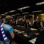 Wearable Technology Show exhibition space. © Adlan Mansri
