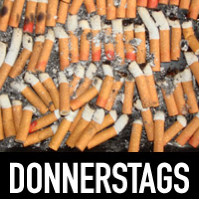 ANNOUNCING THE LAST DONNERSTAGSBAR OF THE YEAR