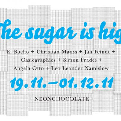 BERLIN · THE SUGAR IS HIGH
