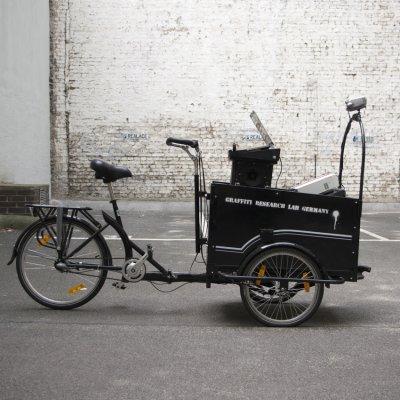 BERLIN · THE BIKE BRIGADE