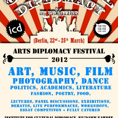 The Arts Diplomacy Festival