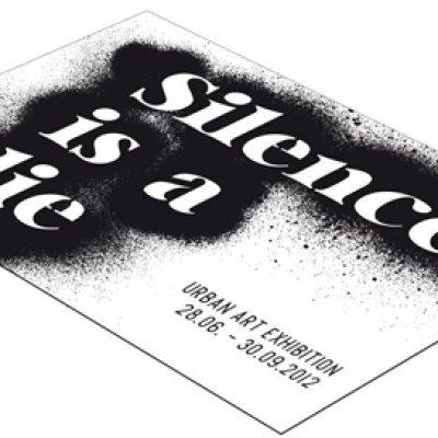 BERLIN · Silence is a lie