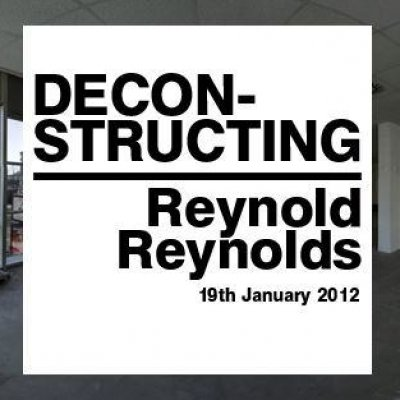 BERLIN · Deconstructing REYNOLD REYNOLDS