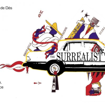 BERLIN · THE SURREALIST TAXI