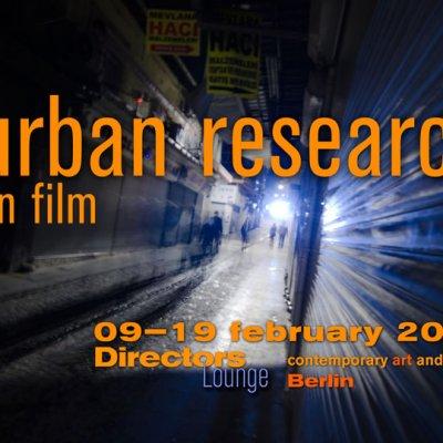 BERLIN · URBAN RESEARCH