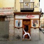 Madrid. Photo: Emilio P Doiztua