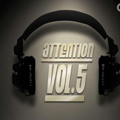 ATTENTION DJ SEMINAR VOL.5