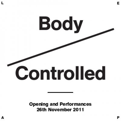 BERLIN · BodyControlled performances