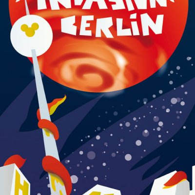 BERLIN · COMIC INVASION