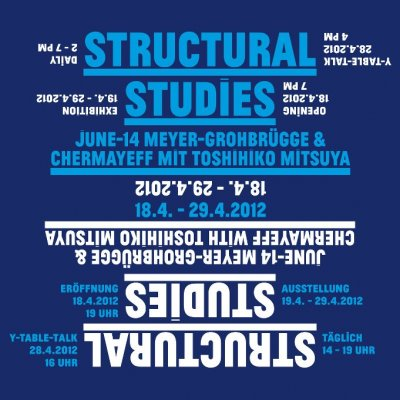 BERLIN · Structural Studies