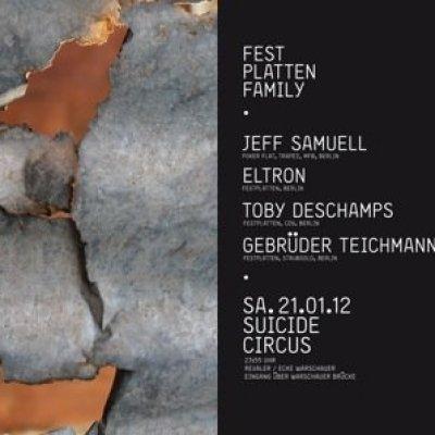 BERLIN · Gebrüder Teichmann Family