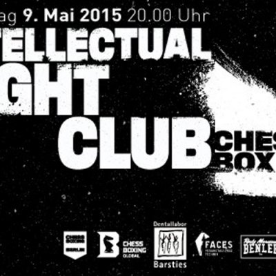 CHESSBOXING FIGHT