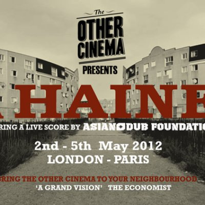 LONDON/PARIS · THE OTHER CINEMA