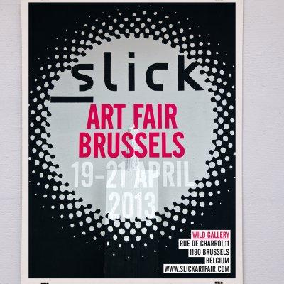 BRUSSELS · Slick ART FAIR