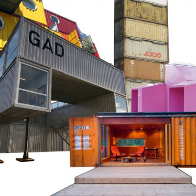 BERLIN · CONTAINER ARCHITECTURE