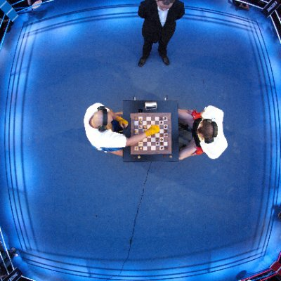 BERLIN · CHESSBOXING: BATTLE OF THE CITIES
