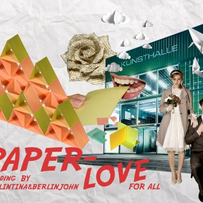 BERLIN · paper love party