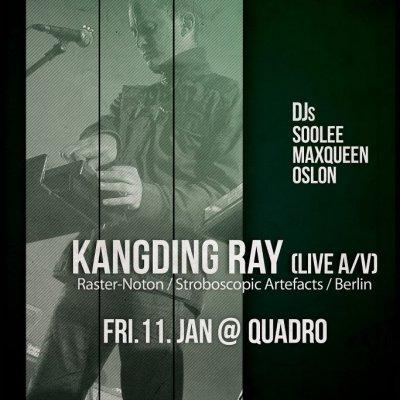 SEOUL · KANGDING RAY LIVE