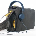 Record and playback with the NOTE-bag. © Courtesy of Aalto University