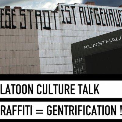 BERLIN · GRAFFITI = GENTRIFICATION !?