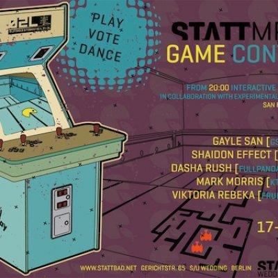 BERLIN · STATTMEDIA GAME CONTEST