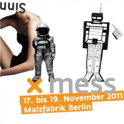 BERLIN · X MESS