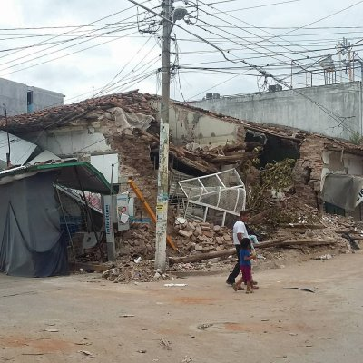 Chiapas and Oaxaca Earthquake,