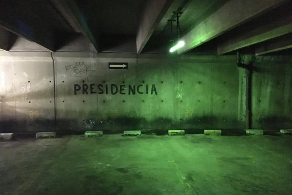 E, is a new space located nearby Metro Pino Suárez that will be hosting underground events.