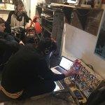Daniel Arp & Practice @ Berlin Community Radio