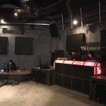 Humboldthain Club, soundcheck