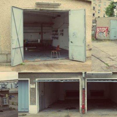 BERLIN · GARAGE ART