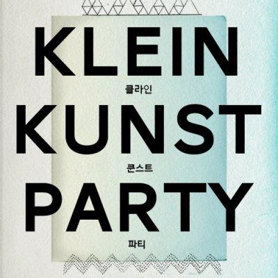 KLEIN KUNST PARTY BY ZWISCHEN42