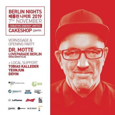 BERLIN NIGHTS: CREATIVE ENERGY UNITED
