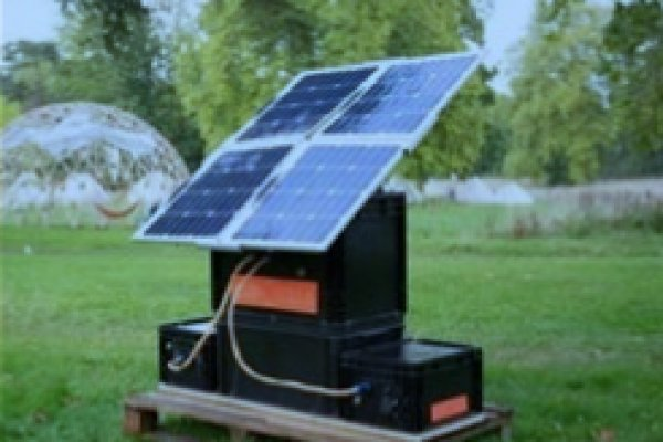 ASTROLAB offers systems of solar powering for storage and lightening, having enough capacity to power a house for few hours.
