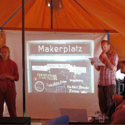 BERLIN · MAKERPLATZ MEETS PLATOON